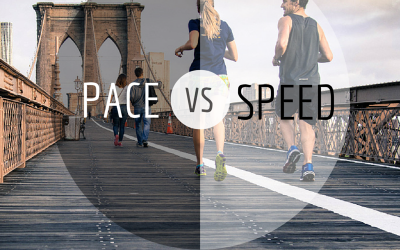 Pace vs Speed