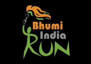 Bhumi India Run Logo Transparent