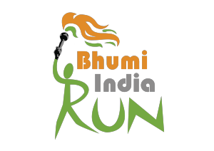 Bhumi India Run Logo Transparent
