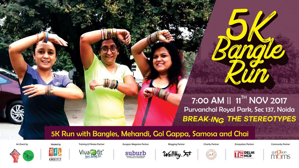 5K Bangle Run - Cover