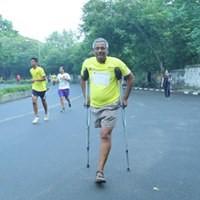 Kotak Wheelchair Marathon 10