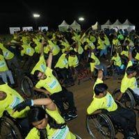 Kotak Wheelchair Marathon 12