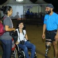 Kotak Wheelchair Marathon 13