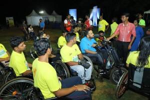 Kotak Wheelchair Marathon 2