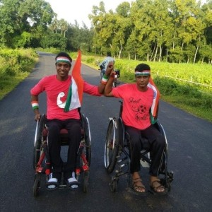 Kotak Wheelchair Marathon 3