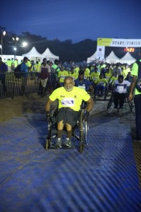 Kotak Wheelchair Marathon 5