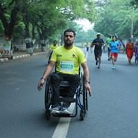 Kotak Wheelchair Marathon 6