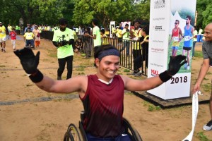 Kotak Wheelchair Marathon 7