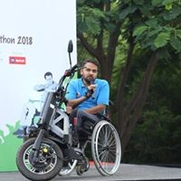 Kotak Wheelchair Marathon 9