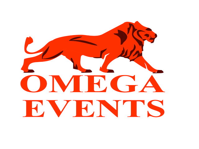 omega events logo