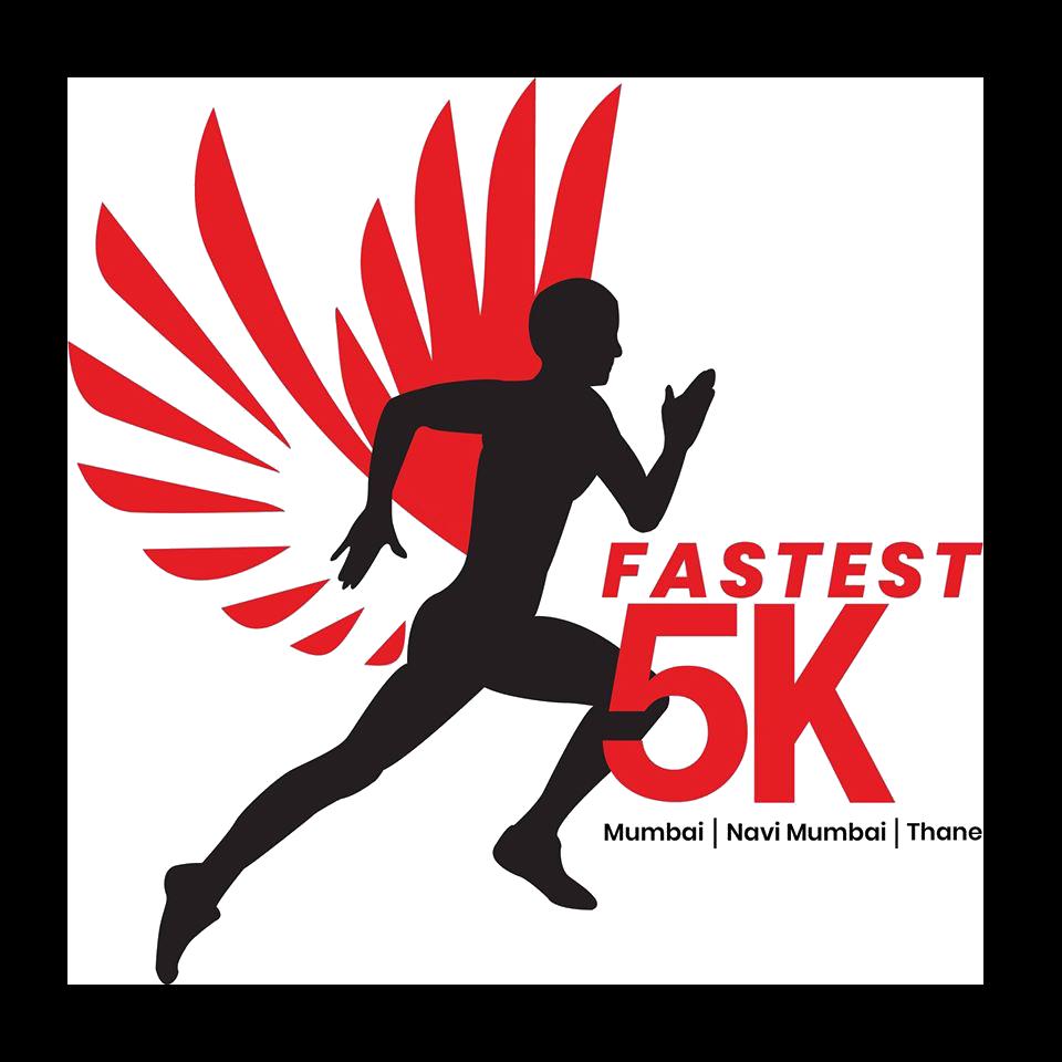 fastest 5k logo